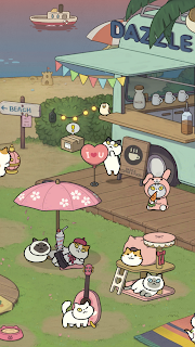 Screenshot 2: Gatos fantásticos