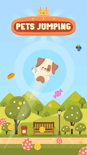 Screenshot 1: Pet Jumping