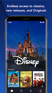 Screenshot 2: Disney+