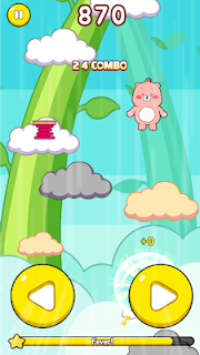 Screenshot 3: Jelly Crew Paradise