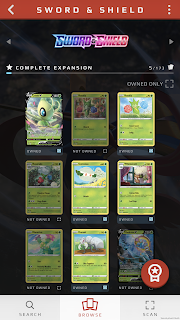 Screenshot 4: Pokémon TCG Card Dex
