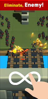 Screenshot 2: Dragon Hero 3D