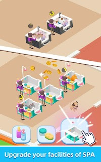 Screenshot 2: Idle Pet Salon