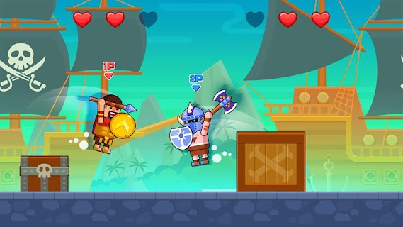 Screenshot 3: Swing Battle Knight