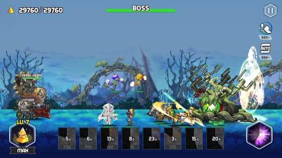 Screenshot 4: Elroi : Defense War