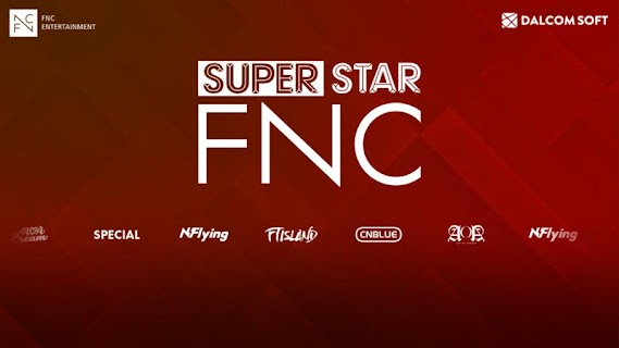 Screenshot 1: SuperStar FNC