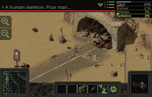 Screenshot 1: Omega Vanitas