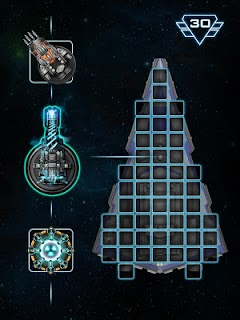 Screenshot 2: Space Arena: Galáctica Armada