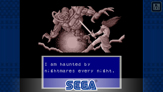 Screenshot 4: Phantasy Star II