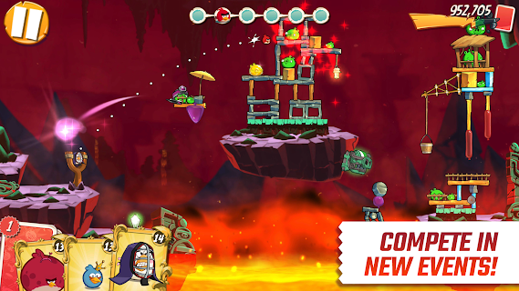 Screenshot 3: Angry Birds 2