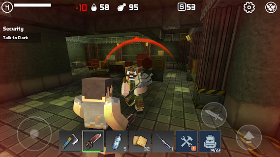 Screenshot 2: LastCraft Survival