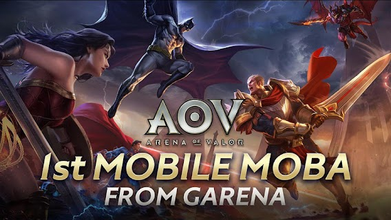 Screenshot 2: Arena of Valor | Global