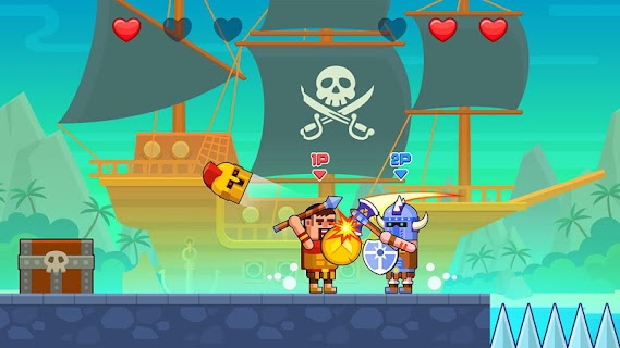 Screenshot 4: Swing Battle Knight