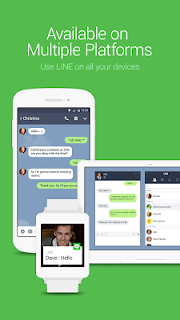 Screenshot 4: LINE: Free Calls & Messages