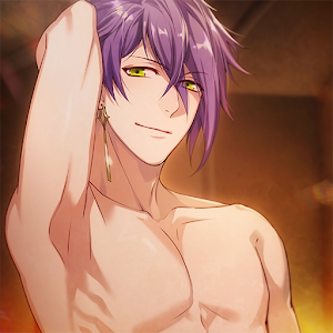 Icon: Blood in Roses - otome game/dating sim #shall we