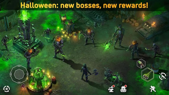 Screenshot 1: Dawn of Zombies: Survival after the Last War