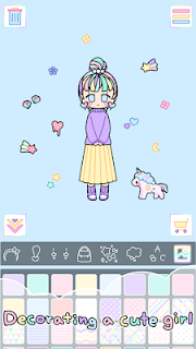Screenshot 2: Pastel Girl