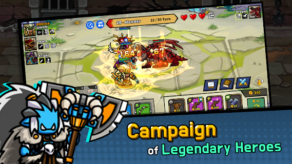 Screenshot 4: Endless Arena - Idle Strategy Battle