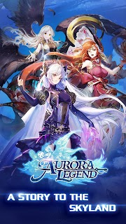Screenshot 1: Aurora Legend | English