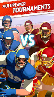 Screenshot 2: Rival Stars College Football