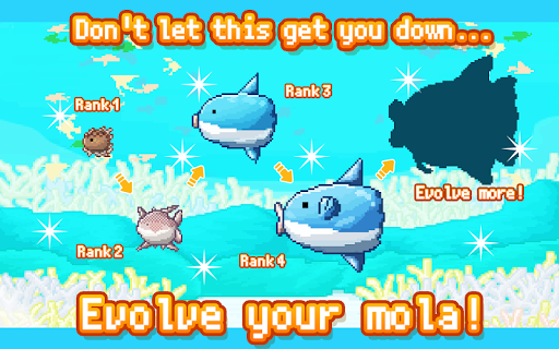 Screenshot 3: Survive! Mola mola! | Global
