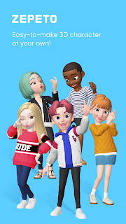 Screenshot 1: ZEPETO
