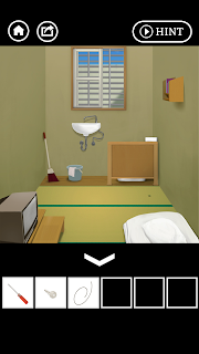 Screenshot 1: Escape from Prison in Japan
