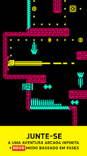 Screenshot 1: Tomb of the Mask