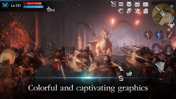 Screenshot 4: Lineage 2: Revolution | Globale
