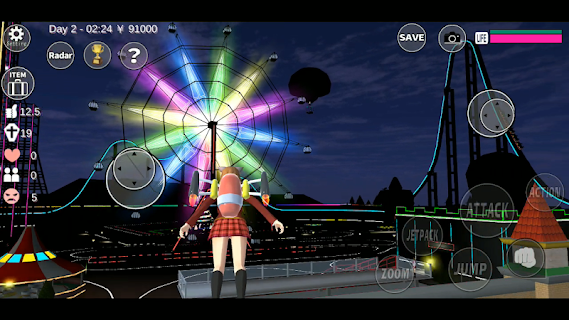 Screenshot 3: SAKURA School Simulator