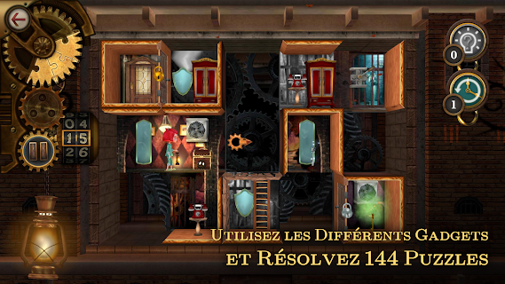 Screenshot 3: ROOMS: The Toymaker's Mansion - GRATUIT