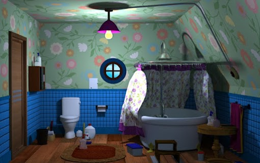 Screenshot 4: Rooms In The House Escape