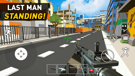 Screenshot 3: Danger Zone