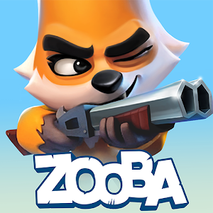 Icon: Zooba: Free-for-all Zoo Combat Battle Royale Games