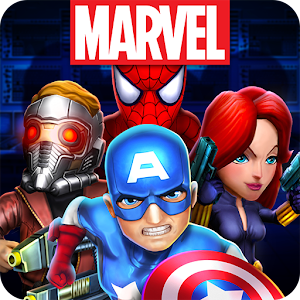 Icon: Marvel Mighty Heroes