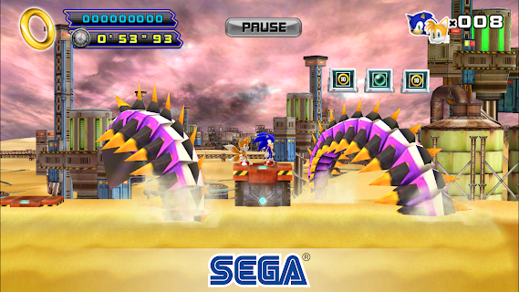 Screenshot 4: Sonic The Hedgehog 4 Episode II