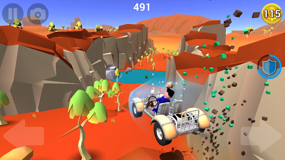 Screenshot 3: Faily Brakes