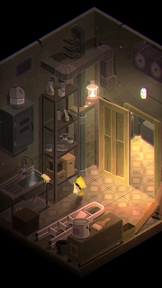 Screenshot 3: Very Little Nightmares