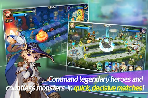 Screenshot 2: MapleStory Blitz