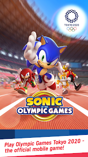 Screenshot 1: SONIC AT THE OLYMPIC GAMES - TOKYO 2020 | Global