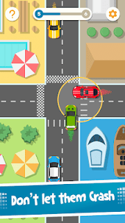 Screenshot 3: Traffic Control