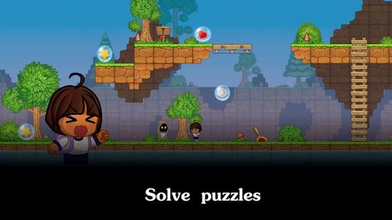 Screenshot 1: Sleepy Adventure - Hard Level Again (Logic games)
