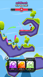Screenshot 2: Golf Blitz