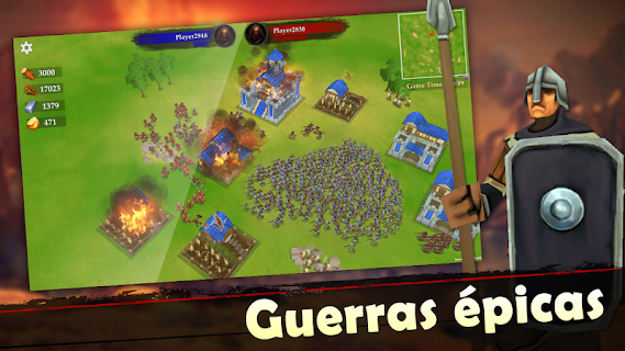 Screenshot 1: War of Kings