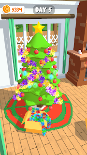 Screenshot 1: Holiday Home 3D