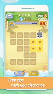 Screenshot 4: Fill Cat - One-Line puzzle