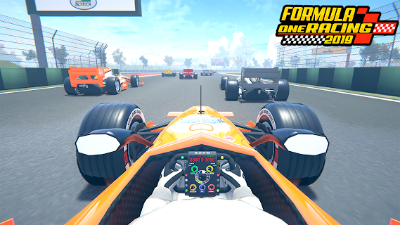 Screenshot 4: Top Speed Formula Car Racing: New Car Games 2020