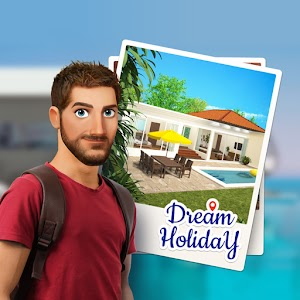 Icon: Dream Holiday - Travel home design game