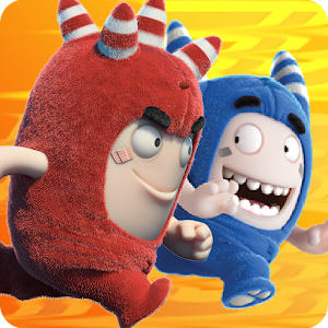 Icon: Oddbods Turbo Run