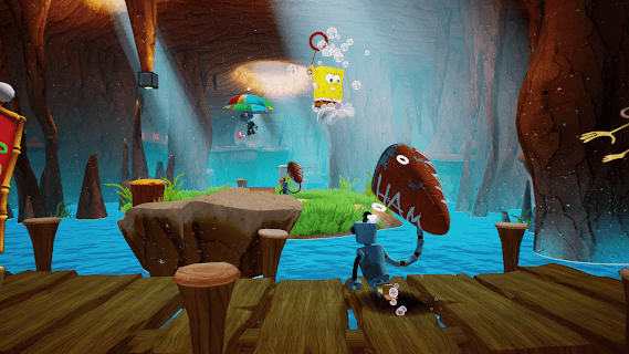 Screenshot 3: SpongeBob SquarePants: Battle for Bikini Bottom